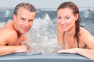desinfectar el spa