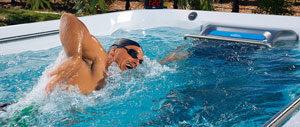 swim spa natacion helice