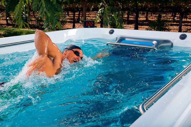 swim spas 7