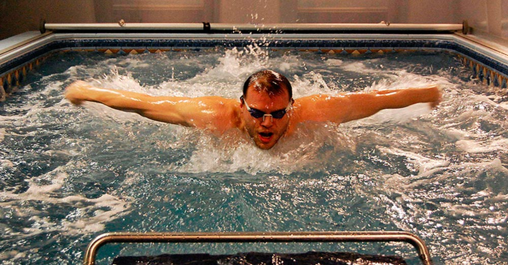 mini piscinas para nadar comprar madrid