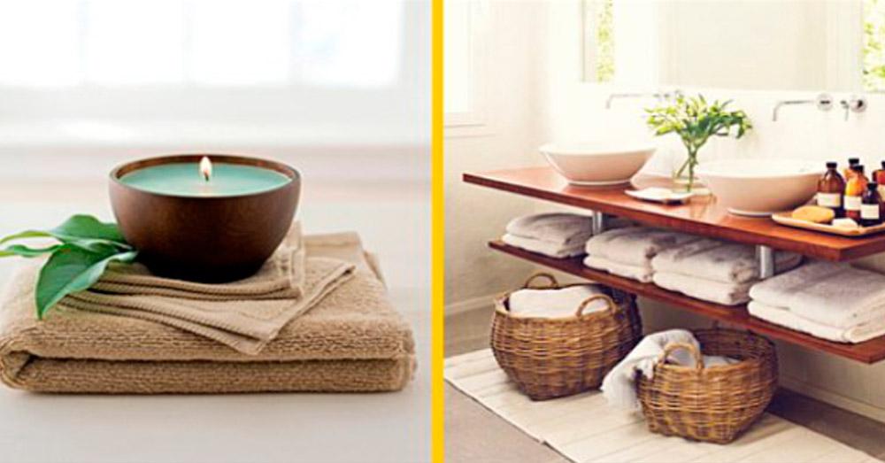 spa en casa para mejorar la salud
